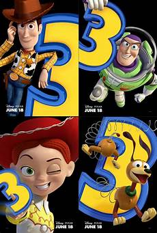 Story 3 Character Poster Roundup And How An