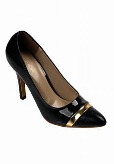 jual sepatu murah dan berkualitas claymore sepatu high heels mz 09 kb black