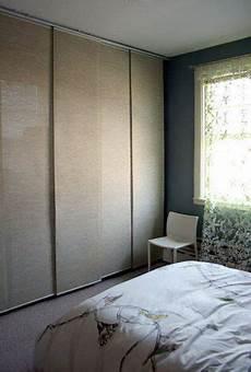 wardrobe ideas for closetless homes chambre portes