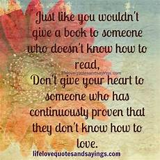 just like you wouldn t give a book to someone who doesn t