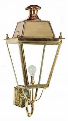 balmoral large solid brass victorian replica exterior wall light 425a