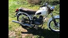 ddr ifa mz rt 125 oldtimer motorrad ts 150 motor simson