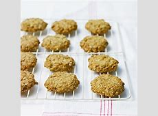 ginger oat biscuits cookies wedges image