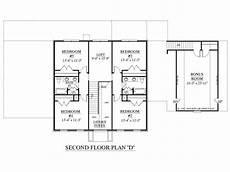 upstair house plans houseplans biz house plan 3397 d the albany d