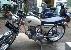 Harga Motor Cb 100 Modif by Cb 100 Glatik 73 Modif Murahh Jual Motor Honda Cb Depok