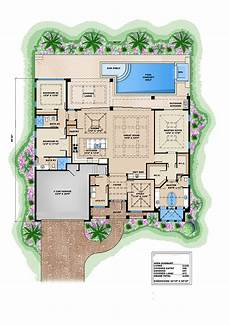 floridian house plans florida style house plan 175 1104 3 bedrm 2526 sq ft
