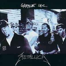 metallica garage inc garage inc