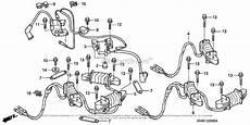 93 honda engine diagram 93 honda civic ignition wiring diagram auto electrical wiring diagram