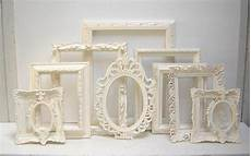 Ornate Shabby Chic Frames 11 Ornate Picture Frames Painted