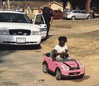 Oh Hell No GIF  Police Car Racism Discover & Share GIFs