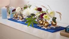 Weihnachtstischdeko Selber Basteln