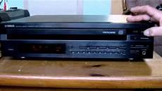 cd player yamaha yamaha 5 disc cd player