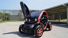 review 2018 renault twizy coolest electric car