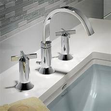american standard 7430 821 002 berwick 2 cross handle widespread faucet polished chrome