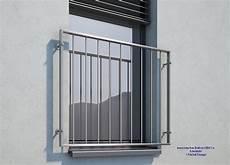 franzoesischer balkon edelstahl md01a design shop baalcke de