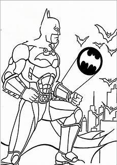 Ausmalbilder Zum Ausdrucken Kostenlos Batman Batman 1 Malvorlagen Kostenlos