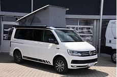 vw t6 california coast edition dsg tageszulassung