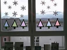 Ideenreise Bastelidee F 252 R Eine Weihnachtliche Fensterdeko