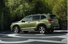 2019 subaru hybrid forester performance 2019 subaru forester launched in new york top10cars