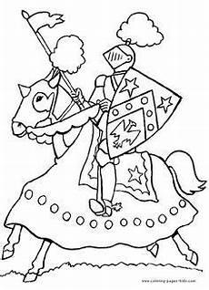 Malvorlage Ritterburg Mit Drachen Ausmalbild Ritter Und Drachen Ritterburg Kostenlos
