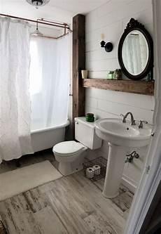 Bathroom Ideas Farmhouse by Ideas For Vintage And Modern Farmhouse Bathroom Decor