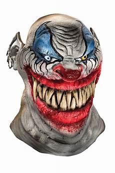 Chopper The Scary Killer Clown Costume Mask