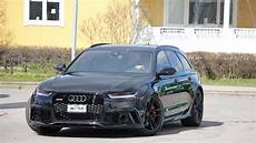 Blacked Out 2017 Audi Rs6 C7 Performance 700 Ps