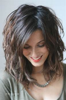 coupe mi coupe cheveux mi coiffure simple et facile