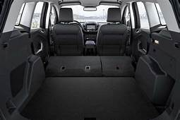 2018 Ford Escape Cargo Space Trunk Storage Room  Latest