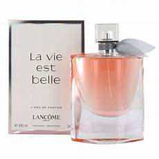 lancome la vie est eau de parfum 100 ml spray