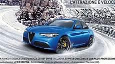 Alfa Romeo Giulia Veloce Q4 Snow Test Drive On Track