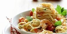 spaghetti mit garnelen spaghetti mit garnelen rezept eat smarter