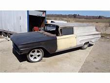 1960 Chevrolet Sedan Delivery For Sale