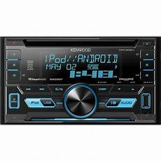 kenwood din cd player usb aux car audio stereo