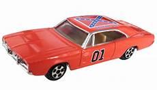 Voiture Sherif Fais Moi Peur Sherif Fais Moi Peur General Dodge Charger 1969 V 233 Hicule Miniature 1 64 Ertl Ertl39433