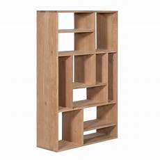 holz regal ethnicraft holzregal m rack eiche 139 cm