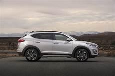 2019 Hyundai Tucson Facelift Profile