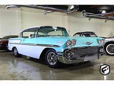 1958 Chevy Bel Air For Sale