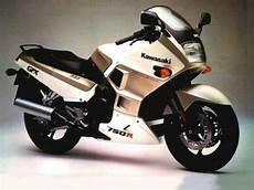 kawasaki gpx 750 r kawasaki gpx 750 r zx 750 f1 750 cc motorcycle luggage