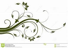 Flower And Vines Pattern Royalty Free Stock Image Image