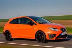 Seat Ibiza Sc Quot Sport Limited Quot Apfelsinenfarbene Edition