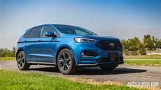 the lanzamientos ford 2019 argentina drive ford edge st 2019 lanzamiento en chile autocosmos