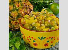 pineapple apricot salsa_image