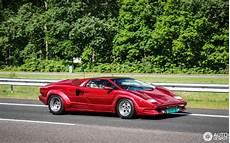 Lamborghini Countach 25th Anniversary 19 June 2015