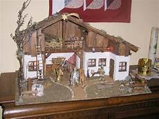 A Traditional Austrian Nativity Weihnachten