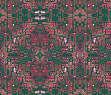 pcb pink size pcb green pink fabric jamesmccroriestringer spoonflower