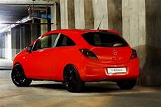 in4ride special edition corsa adds some colour