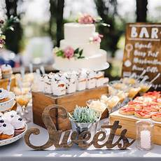 10 dessert table ideas to make your wedding reception unforgettable taste of home