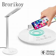 Idmix Desktop Light Wireless Charger by Aliexpress Buy Qi Intelligent Wireless Charger Table