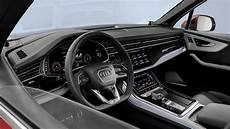 audi q7 2020 interior youtube
